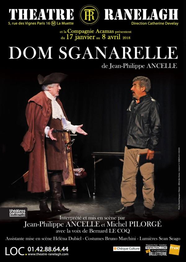 Dom Sganarelle au Théâtre Ranelagh