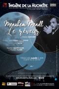 Menahem Mendl le rêveur au Théâtre de la Huchette