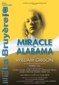 Miracle en Alabama au Théâtre La Bruyère