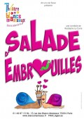 Salade d'embrouilles au Théâtre des Blancs-Manteaux