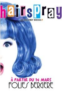 Hairspray aux Folies Bergère