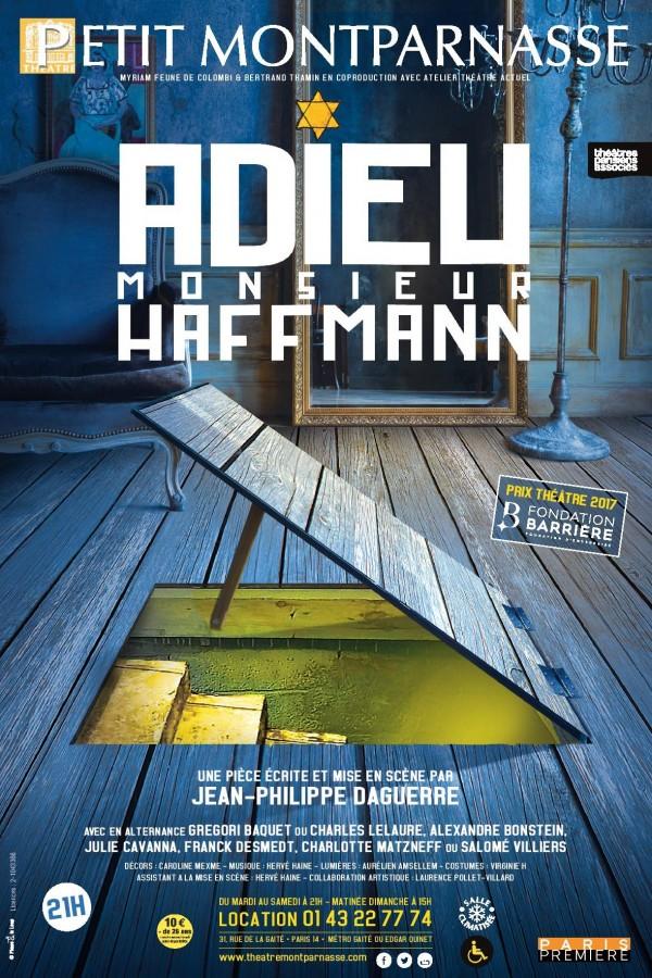 Adieu monsieur Haffmann au Théâtre Montparnasse