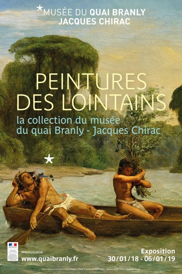 Peintures des lointains au Musée du Quai Branly