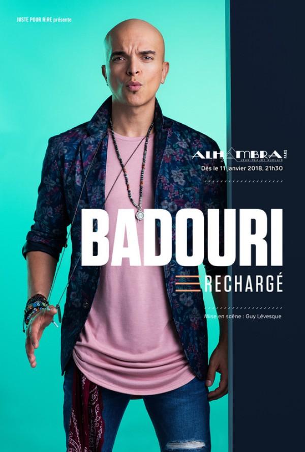 Rachid Badouri : Rechargé à l'Alhambra