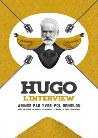 Hugo l'interview au Théâtre L'Essaïon