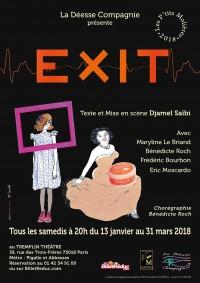 Exit au Tremplin Théâtre
