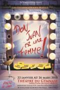 Don Juan est une femme ! au Théâtre du Gymnase