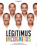 Pascal Légitimus : Legitimus incognitus - Affiche