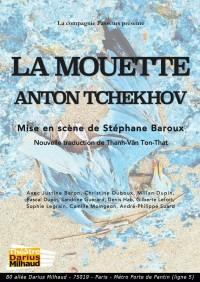La Mouette au Théâtre Darius Milhaud