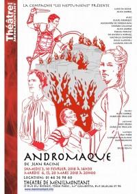 Andromaque au Théâtre de Ménilmontant