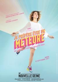 Sophie de Fürst : Je préfère être un météore à La Nouvelle Seine
