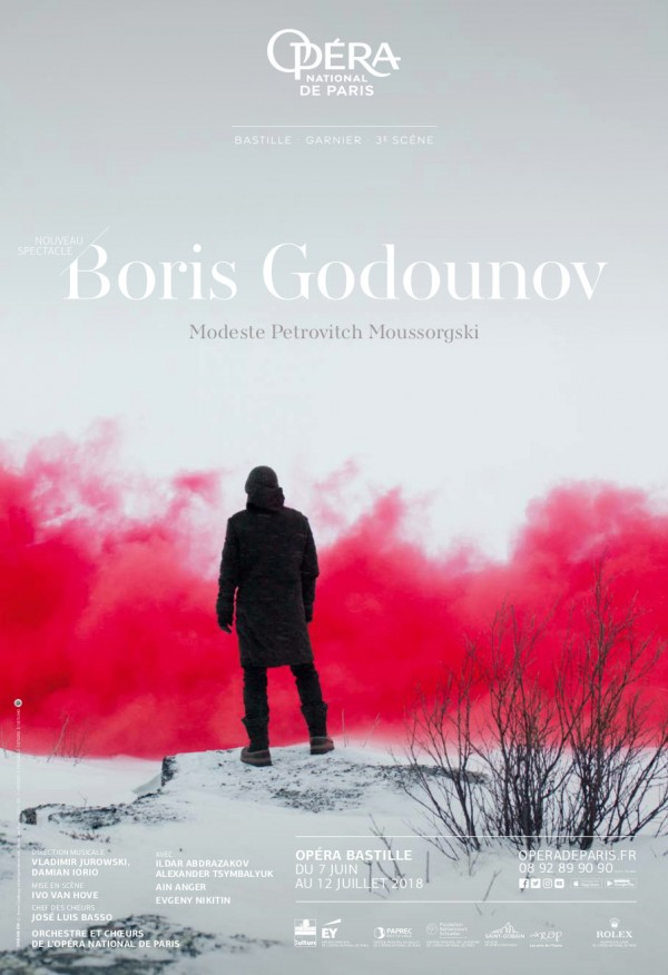 Boris Godounov à l'Opéra Bastille