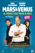 Mars et Vénus : Le couple c'est mieux à deux au Théâtre du Gymnase