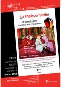 La Maison Tellier au Théâtre du Petit Parmentier