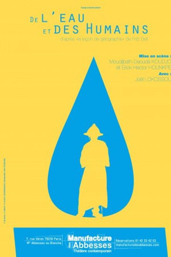 De l'eau et des humains à la Manufacture des Abbesses