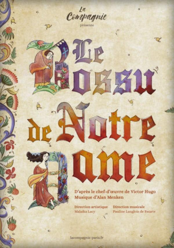 Le Bossu de Notre-Dame à l'Église Saint-Merry