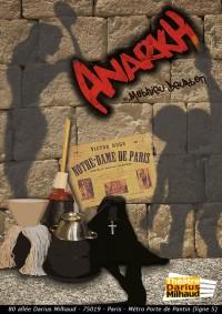 Anarkh au Théâtre Darius Milhaud