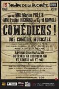 Comédiens ! au Théâtre de la Huchette