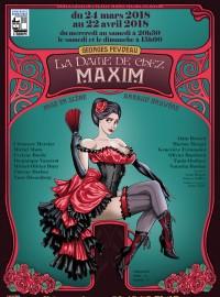 La Dame de chez Maxim au Théâtre Traversière