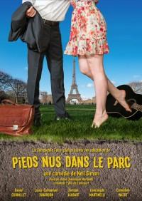 Pieds nus dans le parc au Guichet-Montparnasse
