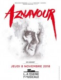 Charles Aznavour à la Seine musicale