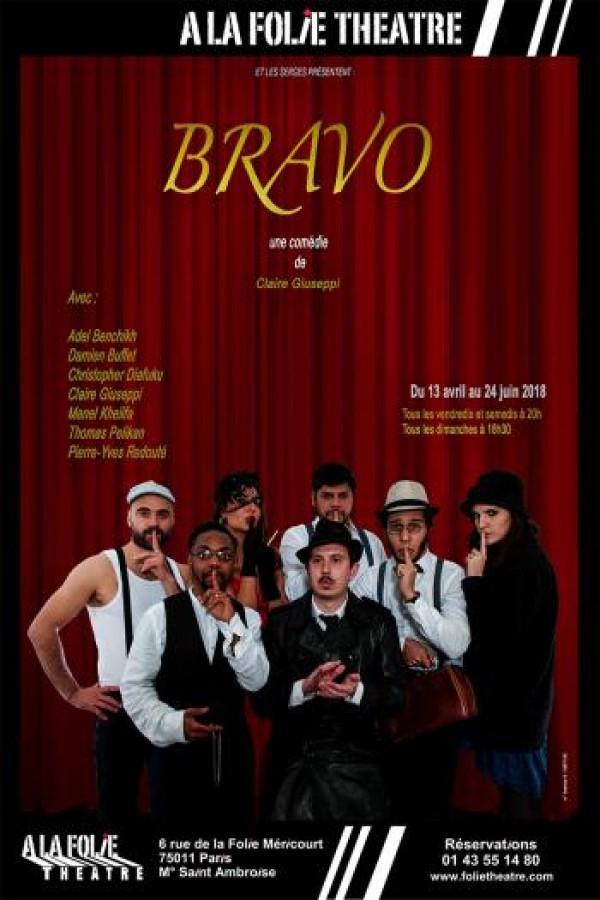 Bravo à la Folie Théâtre