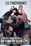 Les Z'Indépendants au Comedy Club