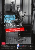 Willy Ronis par Willy Ronis au Pavillon Carré de Baudoin