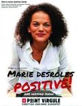 Marie Desroles : Positive ! au Point Virgule