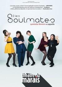 Les Soulmates - quintette féminin a capella au Théâtre du Marais