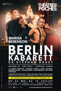Berlin Kabarett au Théâtre de Poche-Montparnasse
