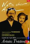 Notre cher Anton à l'Artistic Théâtre