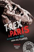 Un T. Rex à Paris à la Galerie de Minéralogie et de Géologie