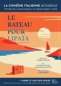 Le Bateau pour Lipaïa à la Comédie Italienne