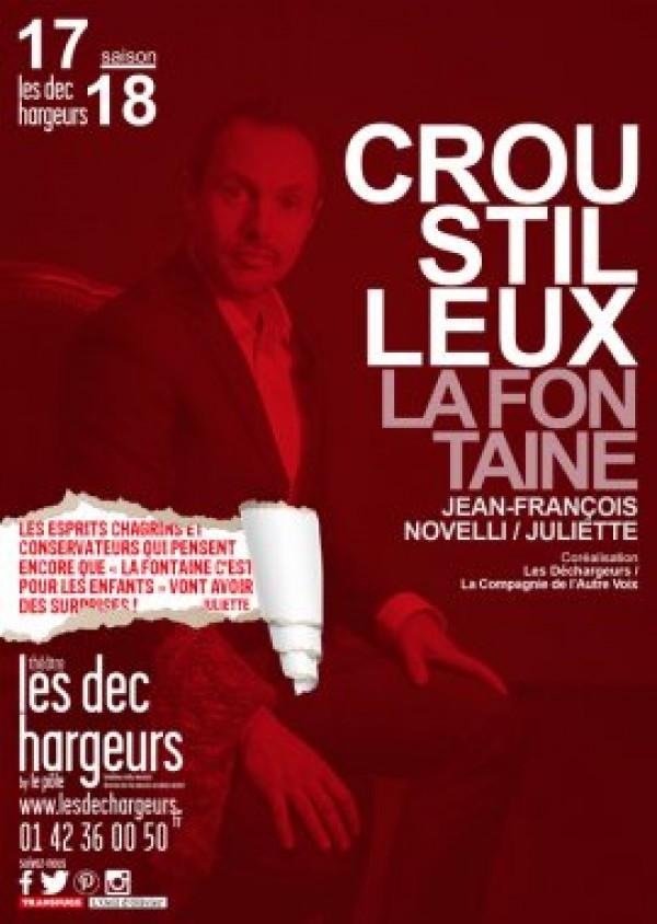 Croustilleux La Fontaine aux Déchargeurs