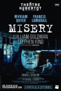 Misery au Théâtre Hébertot