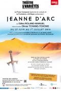 Jeanne d'Arc au Théâtre des Variétés