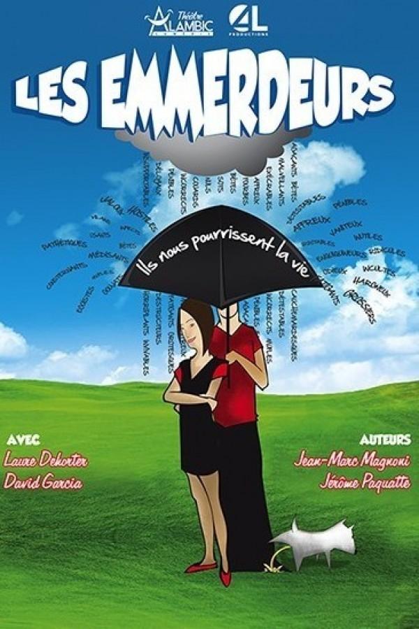 Les Emmerdeurs au Théâtre Alambic Comédie