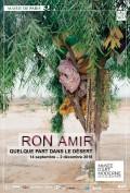 Ron Amir, Quelque part dans le désert au Musée d'Art moderne
