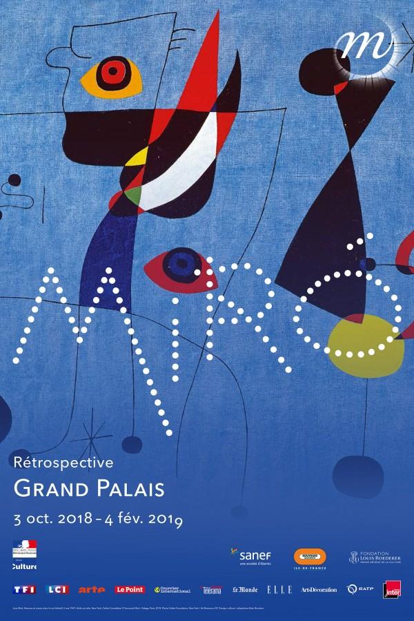 Miró au Grand Palais