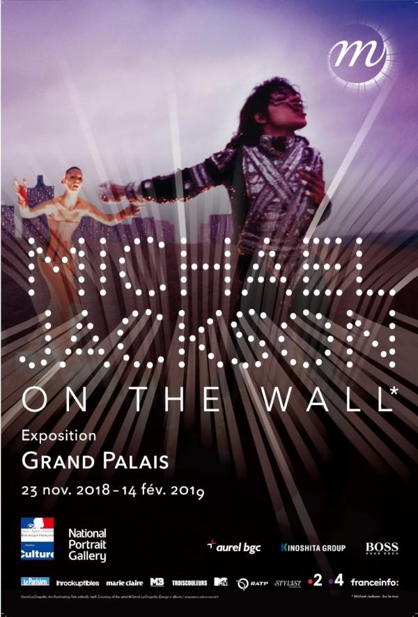 Michael Jackson : On the Wall au Grand Palais