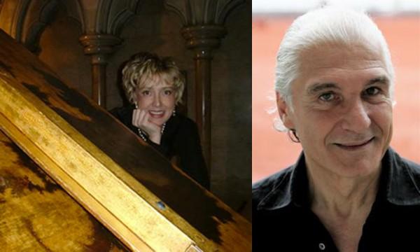 Allicent Ratzlaff, piano et Patrick Laval, récitant