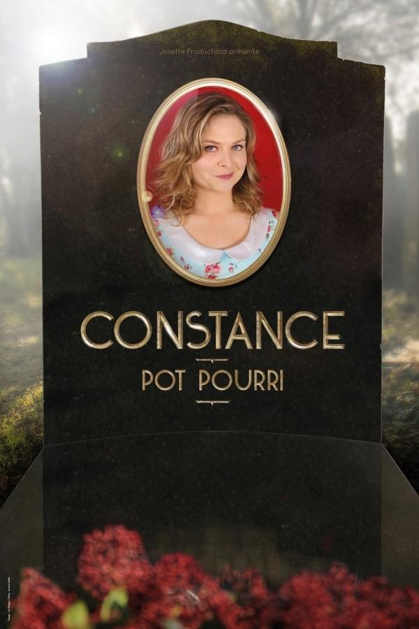 Constance : Pot pourri - Affiche