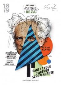 Dans la luge d'Arthur Schopenhauer à La Scala Paris