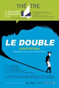 Le Double au Théâtre 14 - Jean-Marie-Serreau