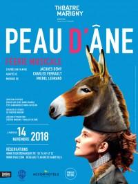 Peau d'âne au Théâtre Marigny