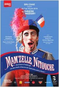 Mam'zelle Nitouche au Théâtre Marigny