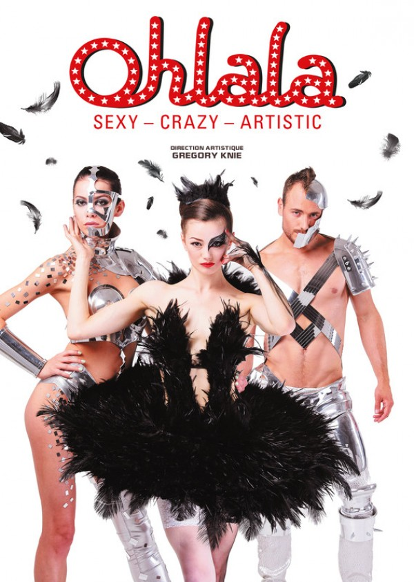 Ohlala : Sexy - Crazy - Artistic à l'Alhambra