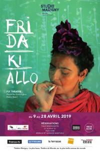 Frida Ki Allo au Studio Marigny