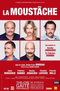 La Moustâche au Théâtre de la Gaîté-Montparnasse